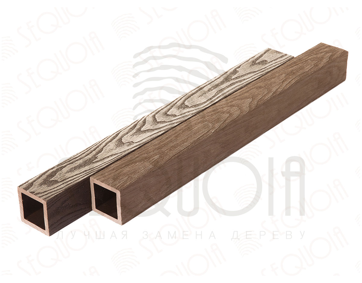 Балясина Sequoia Evolution 3D Wood 50*50*2900 мм Brown